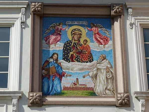 Matka Boska w Częstochowie